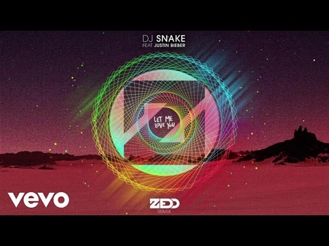 DJ Snake, Zedd feat. Justin Bieber - Let Me Love You (Audio/Zedd Remix) [2016]