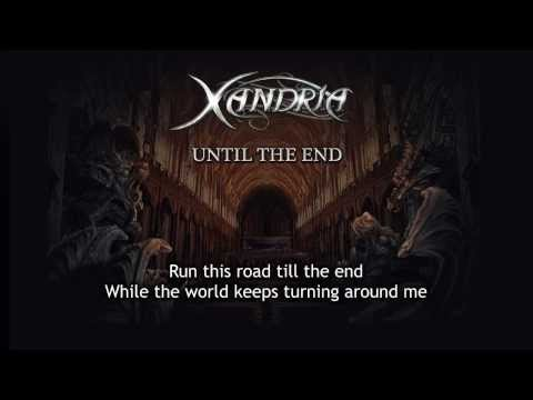 XANDRIA - Until The End (audio)
