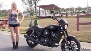 9. Used 2015 Harley Davidson Street 750 Motorcycles for sale