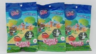Littlest Pet Shop Cutest Pets Blind Bags