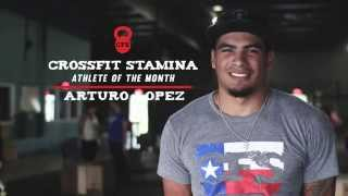 Athlete of the Month: Art Lopez