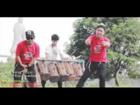 Batak Swag Ethnic Official Clip ( SRF )