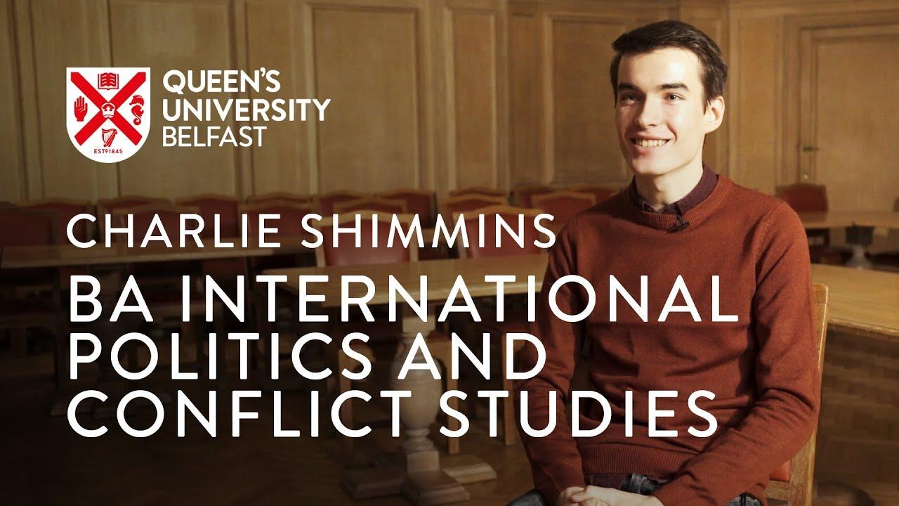 BA International Politics and Conflict Studies