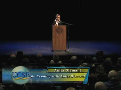 Ein Abend mit Anita Diamant