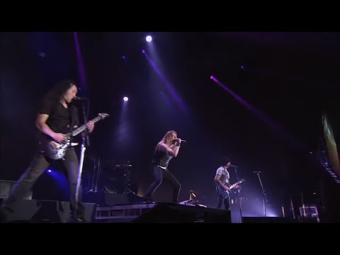 DragonForce - Through The Fire And Flames (Live At Loud Park 2012)