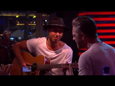 Tommie Christiaan covert 'Lost Without You' - RTL LATE NIGHT