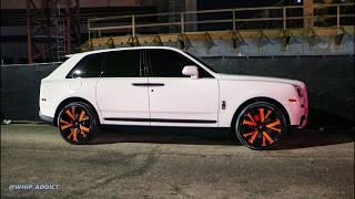WhipAddict: 2 Chainz Rolls Royce Cullinan on Forgiato VLONE 24s