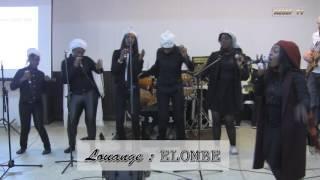 "LOUANGES - La Chorale de l'AESEF chante ""Elombe"" | Dena MWANA's Cover"