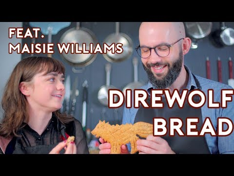 Binging with Babish: Direwolf Bread from Game of Thrones (feat. Maisie Williams) - Thời lượng: 7 phút, 41 giây.