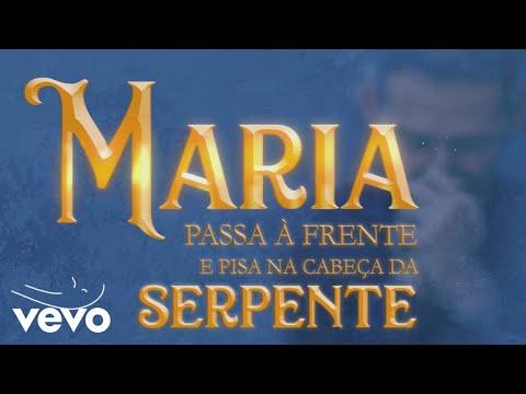 Padre Marcelo Rossi - Maria Passa à Frente (Lyric Video) ft. Gusttavo Lima