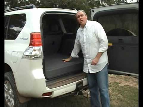 Toyota Land Cruiser  Prado Kakadu – Lexus GX Toyota Land Cruiser LC5 – Rob Fraser Reviews