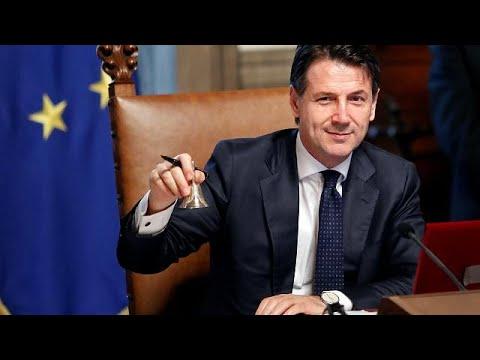 Ιταλία: Ψήφος εμπιστοσύνης αλλά τα δύσκολα είναι μπροστά …