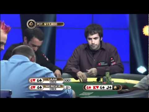 Professional poker player folds on pocket Aces before the flop and ends up making the right call