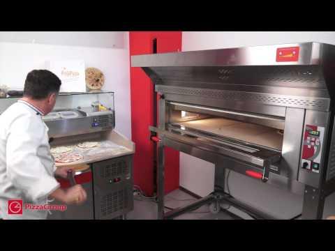 La cottura del forno Pizza Group