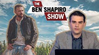 Video Ben Shapiro RIPS Justin Timberlake Critics download in MP3, 3GP, MP4, WEBM, AVI, FLV January 2017