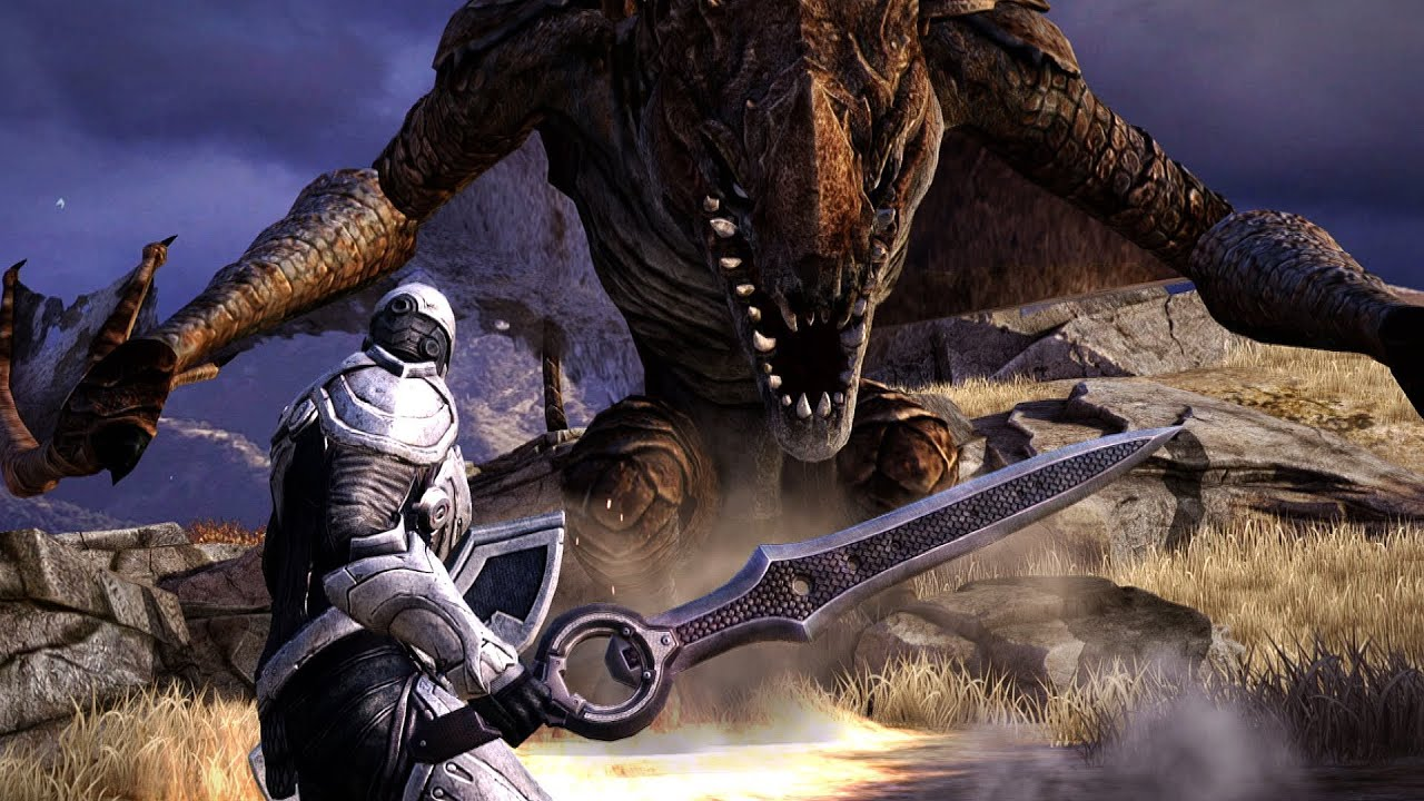 'Infinity Blade III' Hits the App Store