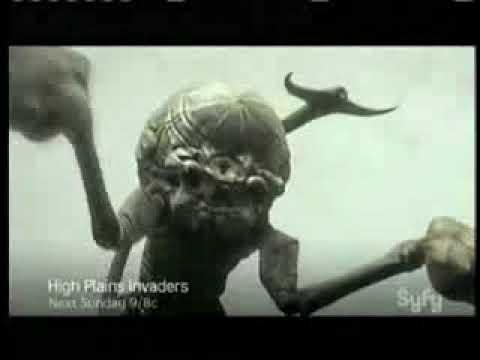 Promo de High Plains Invaders