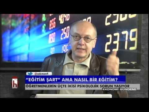 201115 Dr. Cüneyt Akman'la Ekonomi: Piyasalarda
