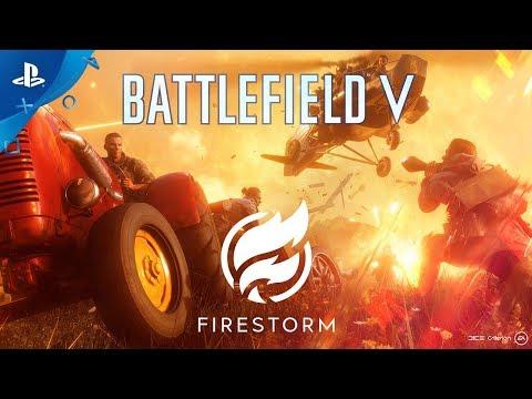 Battlefield V - Official Firestorm Trailer | PS4 - Thời lượng: 2 phút, 19 giây.