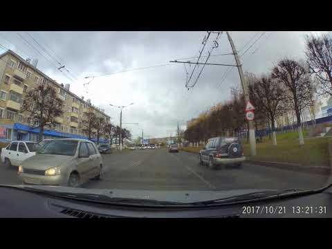 Авария в Чебоксарах