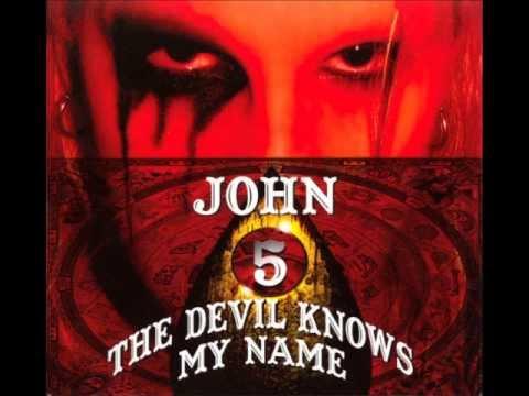John 5 ft. Jim Root - Black Widow of Laporte