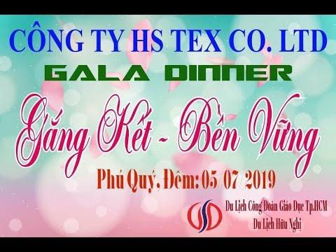 GALA DINER - Phú Quý - HS TEX COP