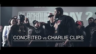 King of the Dot | Charlie Clips vs. Conceited