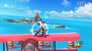 Multi-Shine in Smash4