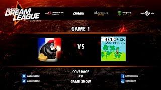 MFF vs 4Clovers, game 1