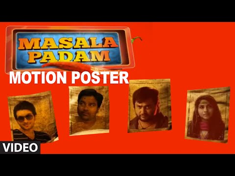 Masala Padam First Look Motion HD