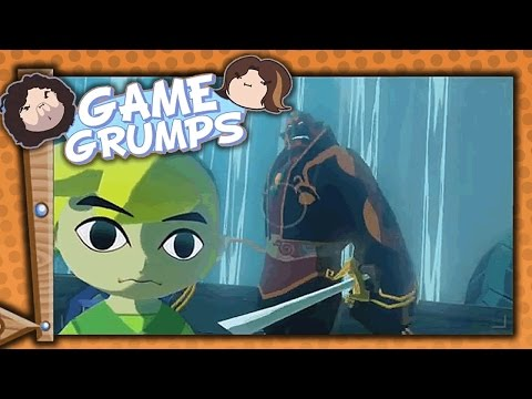Wind - The Best of Game Grumps - Wind Waker! Dingles are great.