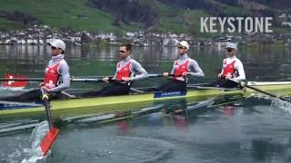 Sarnen - Der Schweizer Leichtgewichts-Vierer ohne Steuermann wird die Schweiz an den Olympischen Sommerspielen in Rio vertreten. Das Team mit Mario ...