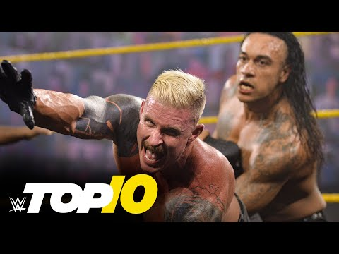 Top 10 NXT Moments: WWE Top 10, Oct. 14, 2020