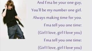 Video One Time - Justin Bieber Lyrics MP3, 3GP, MP4, WEBM, AVI, FLV April 2019