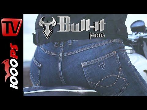 Bull-it jeans Motorradhose | Motorrad Linz 2016