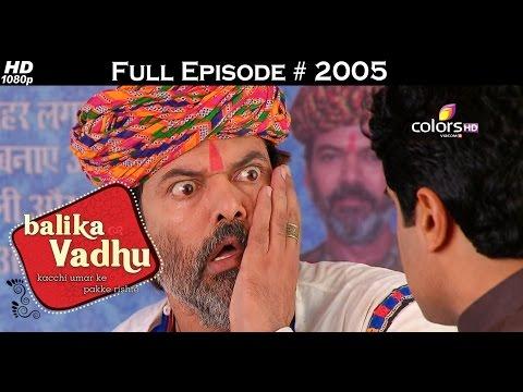 Video Balika Vadhu - 21st September 2015 - बालिका वधु - Full Episode (HD) download in MP3, 3GP, MP4, WEBM, AVI, FLV January 2017