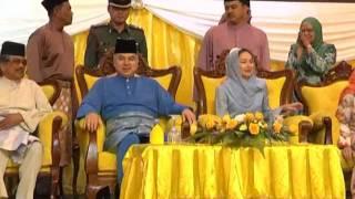 Sultan Perak tegur orang Melayu semakin lupa daratan