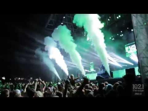 Edgefest '14 Summer Concert Series Highlights, July 18th (видео)