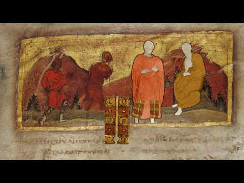Παλαιοχριστιανική περίοδος – Ενδυμασία