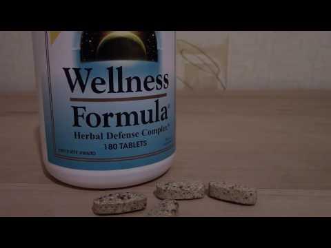 Live #8 iHerb. Реальный отзыв о травяном защитном комплексе от  Wellness Formula
