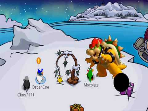 Club Penguin- Super Smash Bros. Brawl: The Movie Part 1