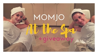 Momjo At the Spa - Sanctuary Day Spas