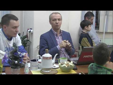 Сергей Шипов о матче Карлсен - Карякин. Выступление в детском шахматном клубе (видео)