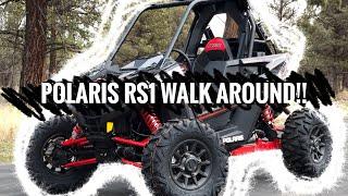8. POLARIS RS1 RZR walk around! FIRST LOOK