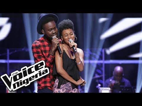 "J'Dess vs Chris Rio - ""More Than Words"" / The Battles / The Voice Nigeria Season 2"