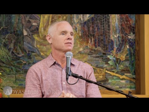 Adyashanti Video: Discovering The You That Is OK, Even When You're Not OK