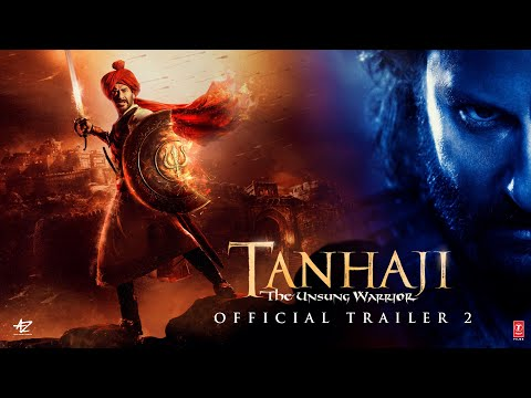 Tanhaji: The Unsung Warrior Official Trailer
