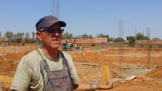 Burkina Faso: o. Marek Marszałek CSsR o budowie kościoła