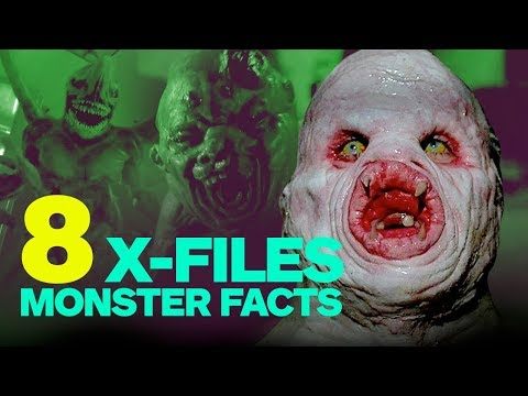 8 Facts You Didn't Know About the X-Files' Best Monsters