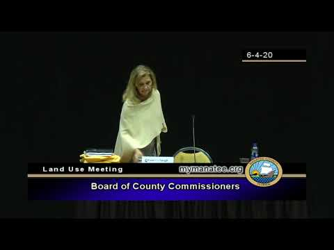 June 4, BCC Land Use Meeting